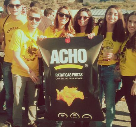 Patatas Fritas ACHO Murcia