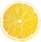 rodaja de limón