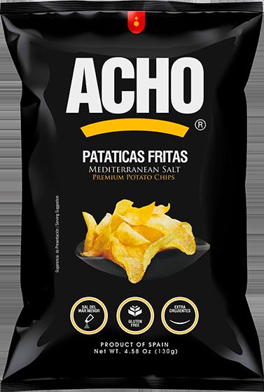 patatas fritas acho bolsa