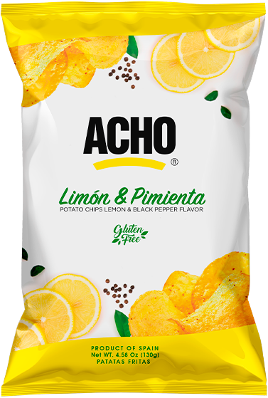 lemon pepper premium potato chips